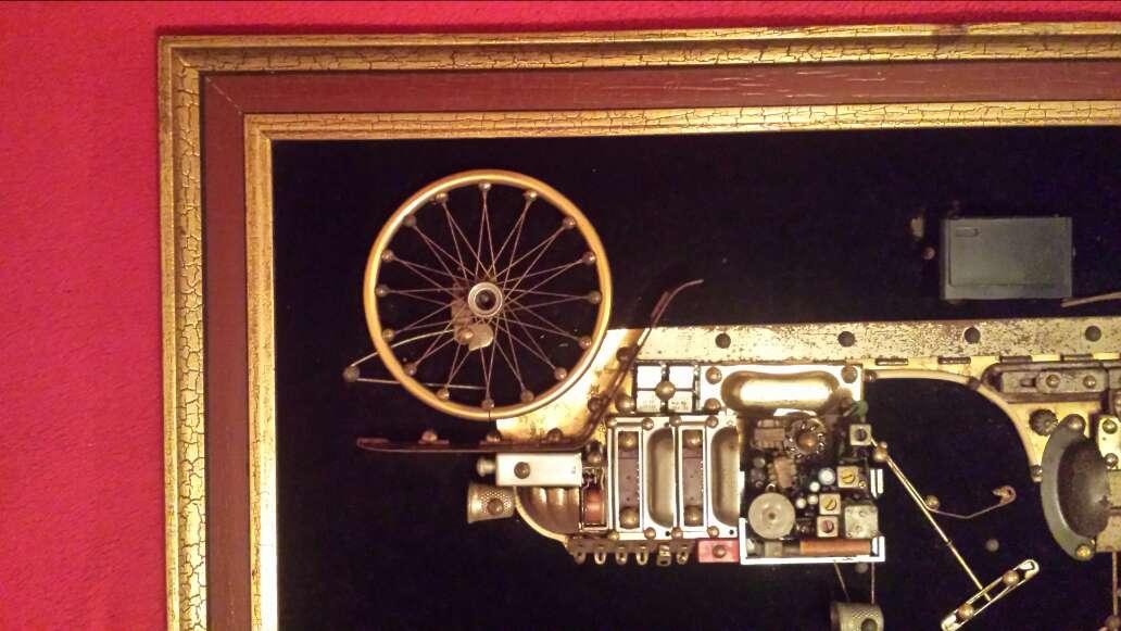 Imagen producto Cuadro DODGE 1923  9