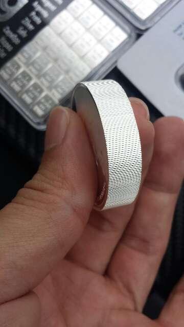 Imagen producto Moneda de plata pura 999 de 100 gramos  3