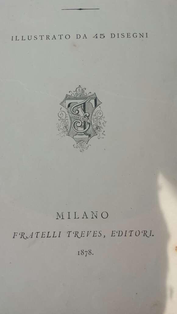 Imagen producto Libro antiguo de 1878 4