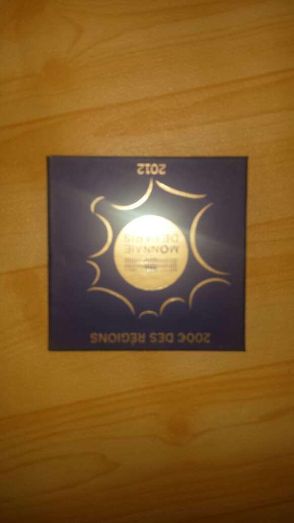 Imagen producto Moneda de oro puro 999 de 200 euros  9