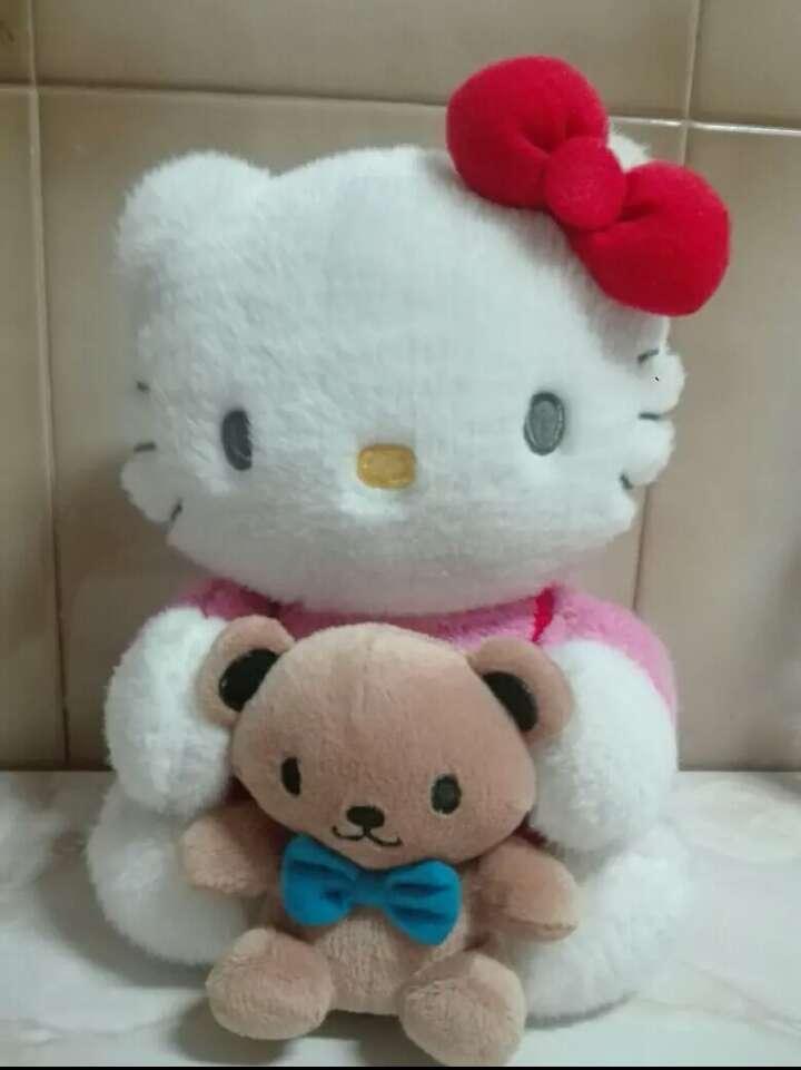 Imagen Peluche Hello Kitty