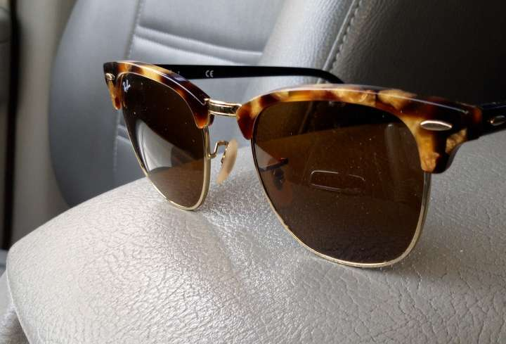 Imagen rayban clubmaster