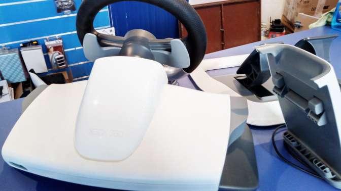 Imagen producto Volante Xbox 360 3