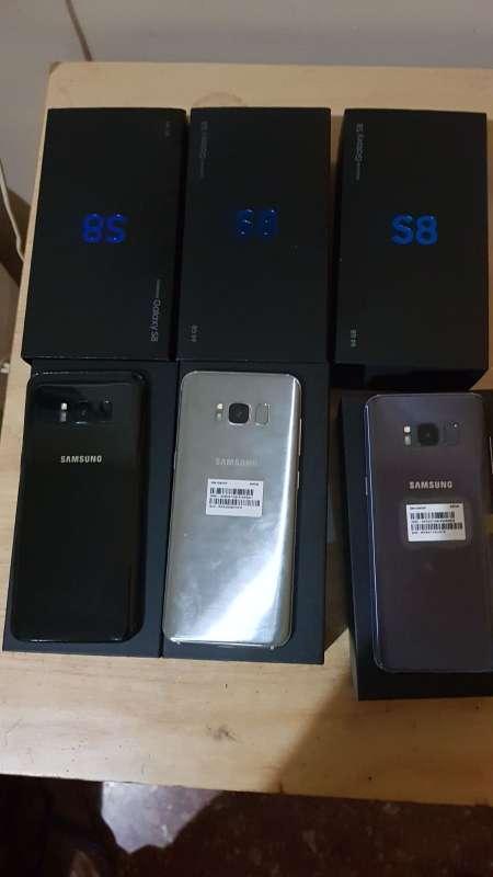 Imagen Samsung Galaxy S8 64Gb nuevo libre
