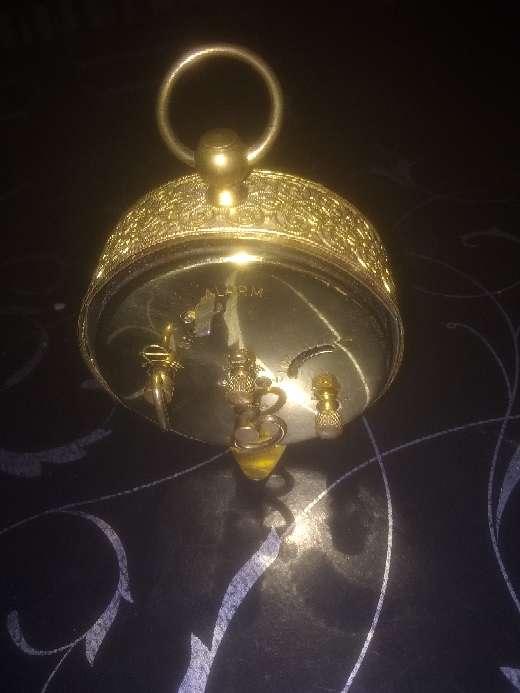 Imagen producto Reloj de bronce marca blesing 3
