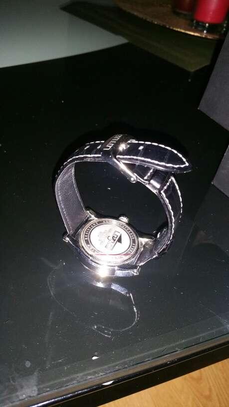 Imagen producto Reloj de piel lotus 2