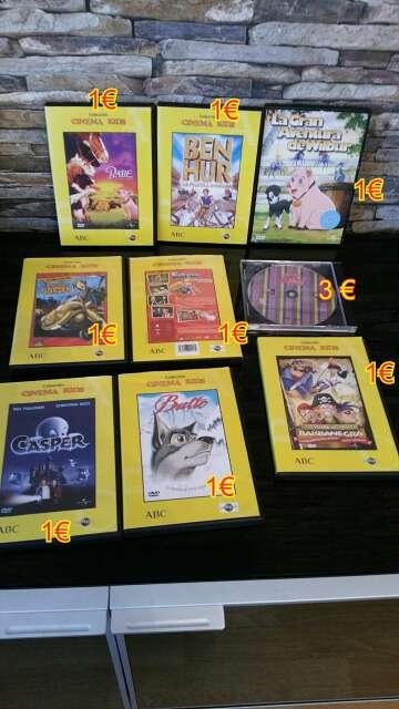 Imagen producto DVDS infantiles DISNEY 2