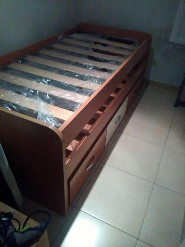 Imagen producto Mueble Cama Nido 4