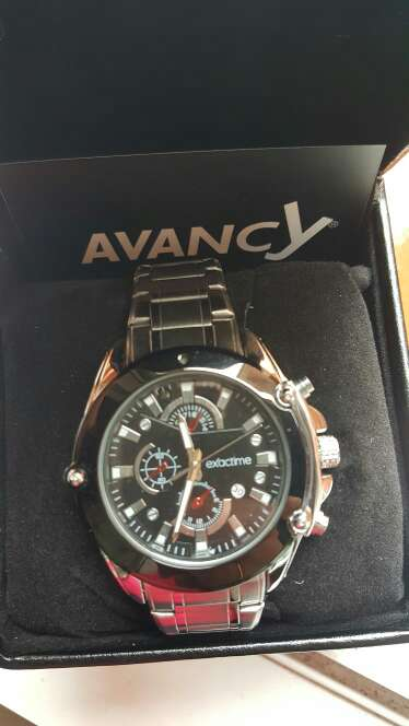 Imagen reloj de hombre