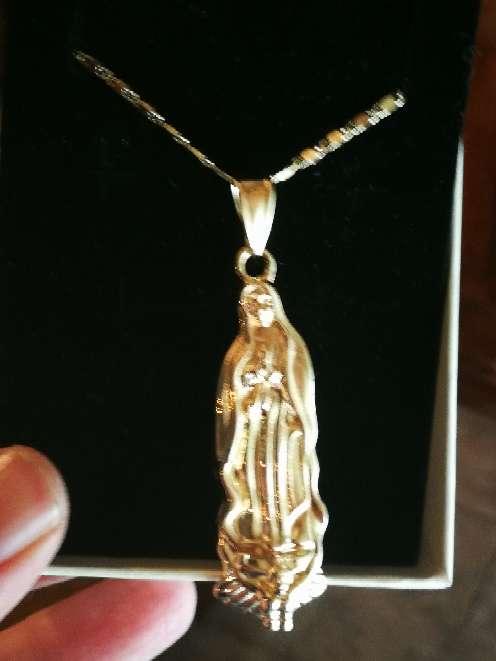 Imagen Imagen de la virgen Maria