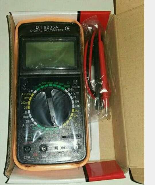 Imagen Polimetro multimetro voltimetro nuevo