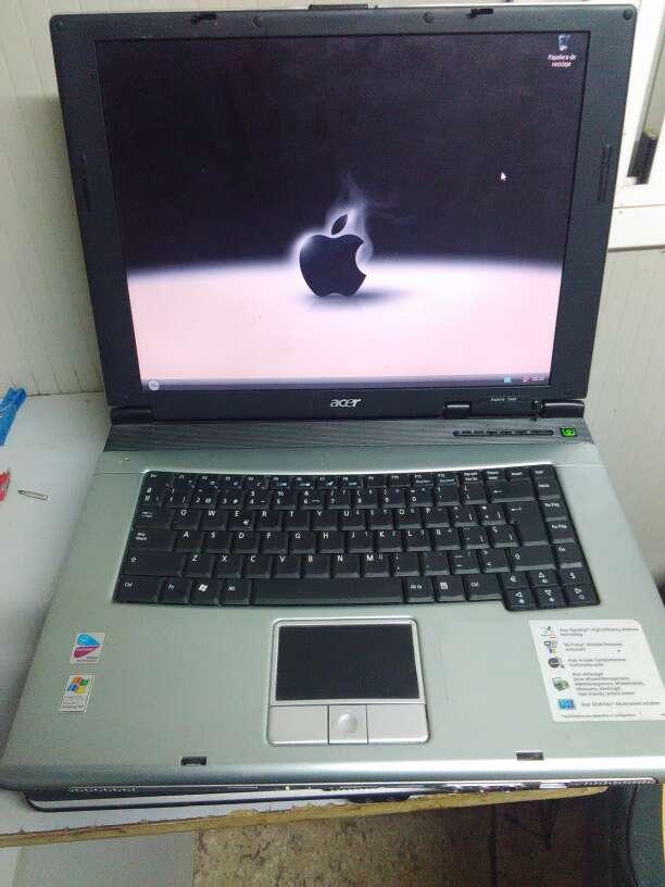 Imagen portátil Acer Aspire