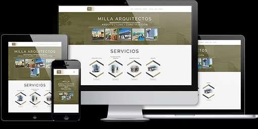 Imagen producto Páginas web 3