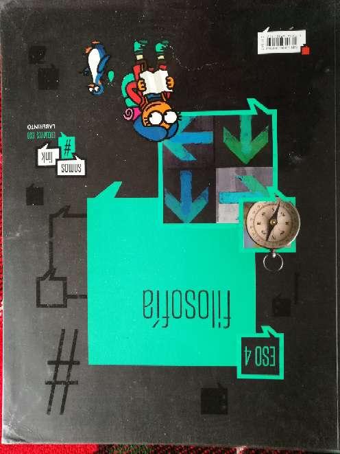 Imagen producto Vendo libros 4° ESO 5