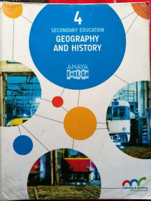 Imagen producto Vendo libros 4° ESO 3