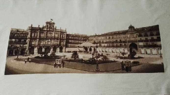 Imagen Plaza Mayor de Salamanca años 20