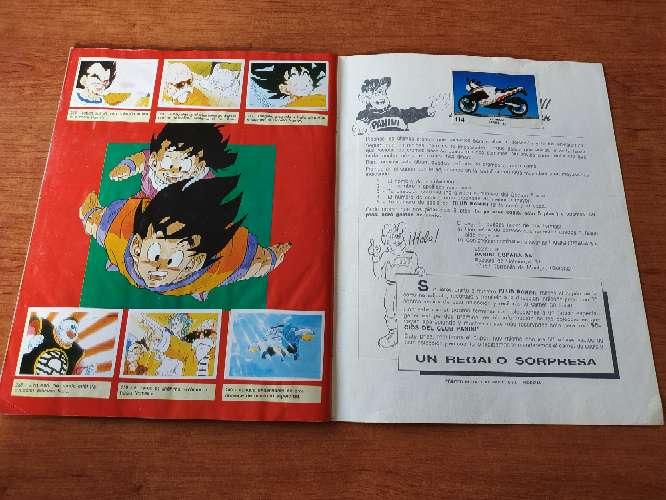 Imagen producto Dragon Ball Z1 Faltan 2 5