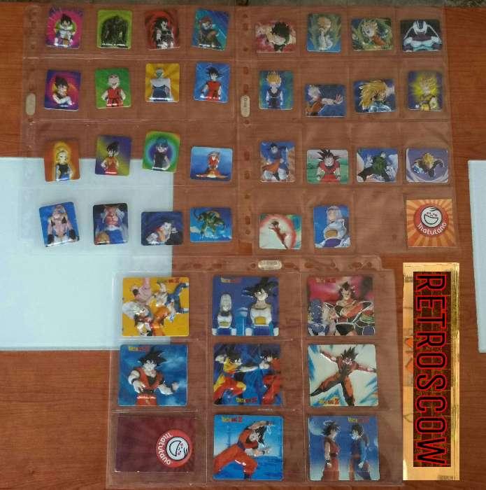 Imagen Dragon ball colección completa matutano flash