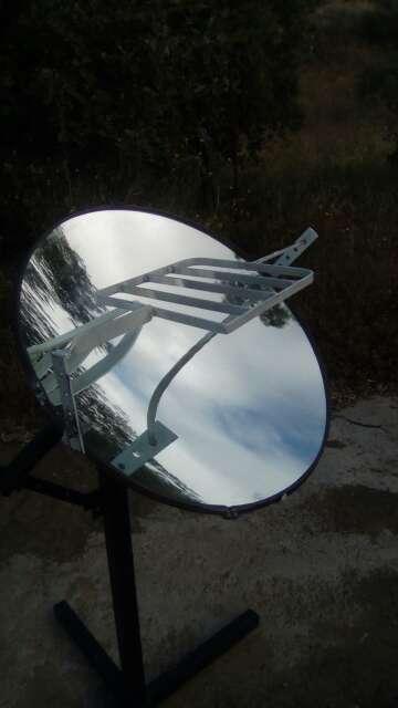Imagen producto Cocina/Barbacoa solar parabolica 1