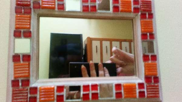 Imagen Espejo con baldosines