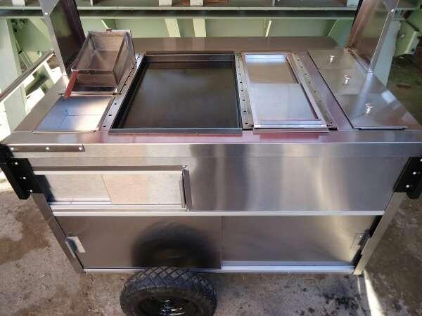 Imagen producto Venta de carrito de Hot Dog  3