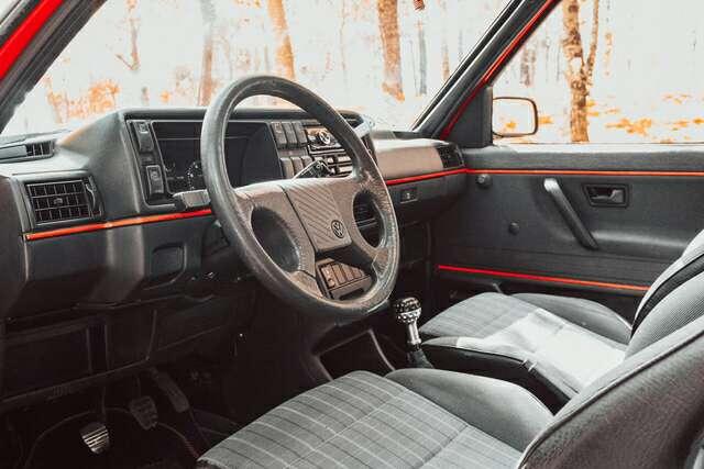 Imagen producto Golf MK2 gti 3