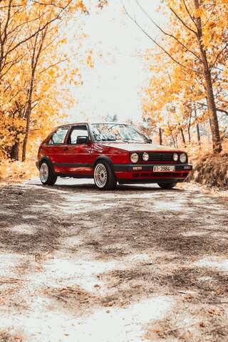 Imagen Golf MK2 gti
