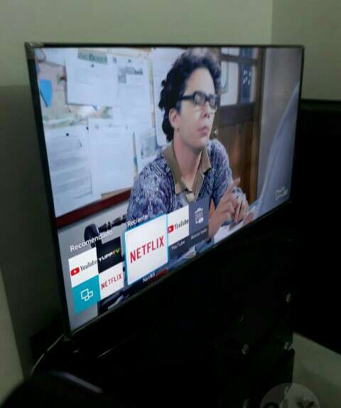 Imagen Tv samsung smart full hd de 43p