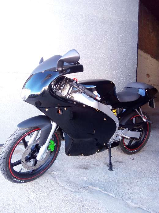 Imagen Aprilia RS 50