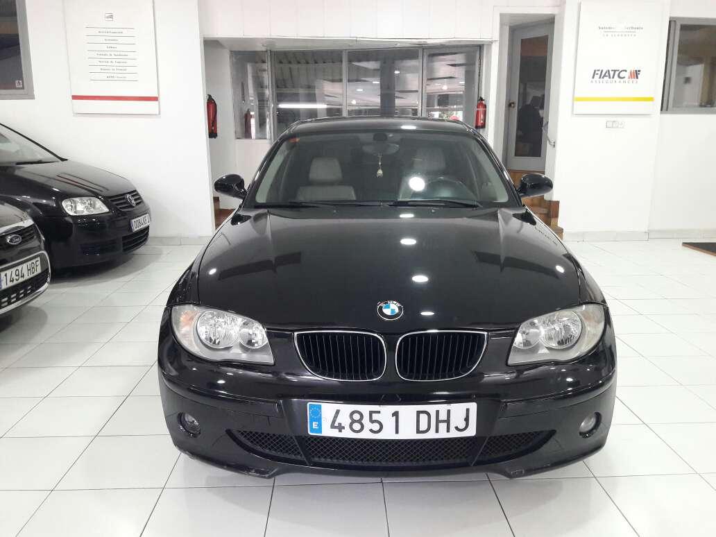 Imagen producto BMW 120D Serie 1 2005 2