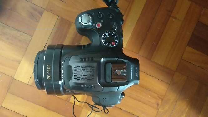 Imagen producto Cámara Panasonic Lumix FZ72 3