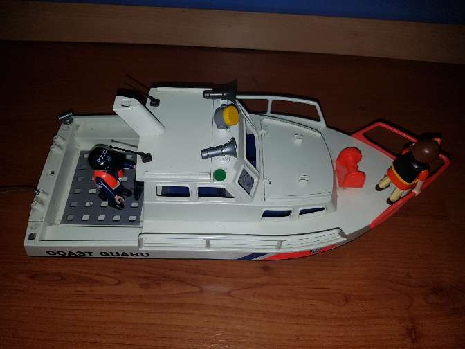 Imagen producto Playmobil barco 2