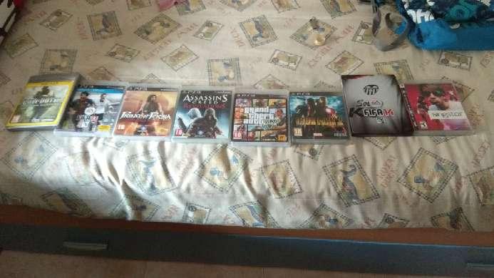 Imagen producto Juegos PS3 y PSP 2