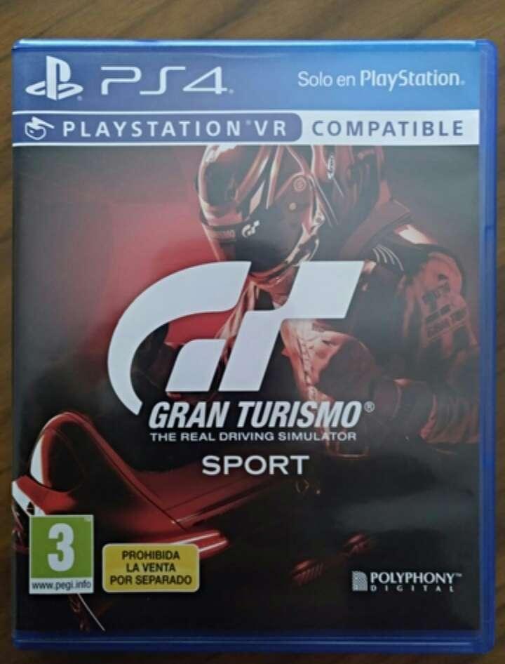 Imagen Gran Turismo ps4