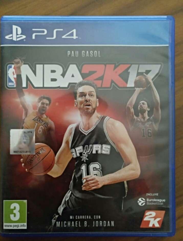 Imagen NBA 2k17 para ps4