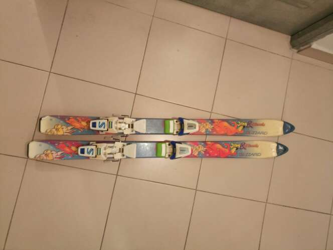 Imagen Esquís infantiles Rossignol 100 cm