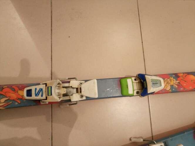Imagen producto Esquís infantiles Rossignol 100 cm 6