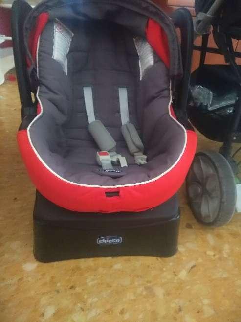 Imagen producto Carro para bebe marca chico 3