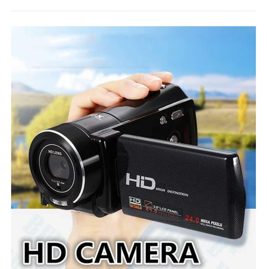 Imagen videocamara digital HD nueva
