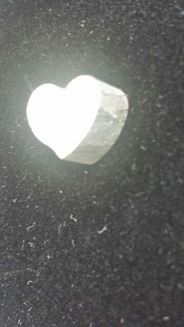 Imagen producto Pequeño corazón meteorito Seymchan  5