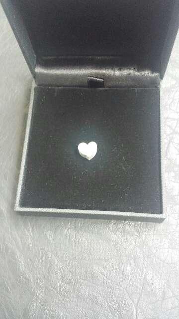 Imagen producto Pequeño corazón meteorito Seymchan  7