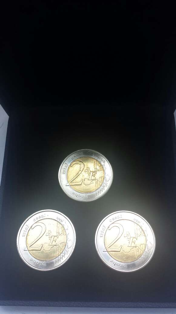 Imagen producto Moneda MÓNACO  2