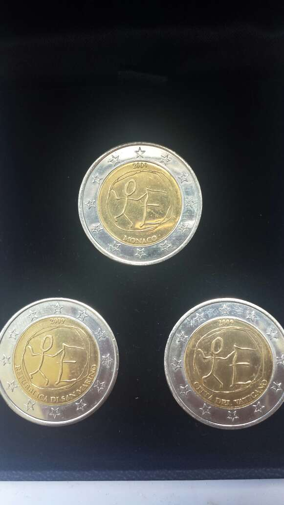 Imagen producto Moneda MÓNACO  3