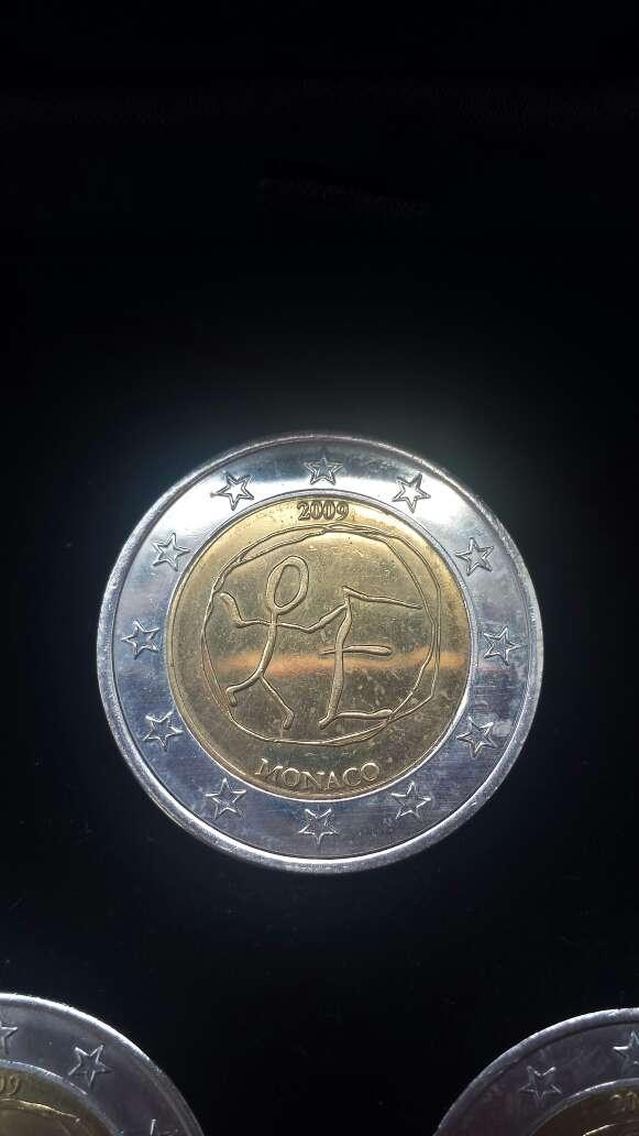 Imagen Moneda MÓNACO
