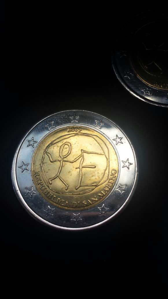 Imagen Moneda San Marino
