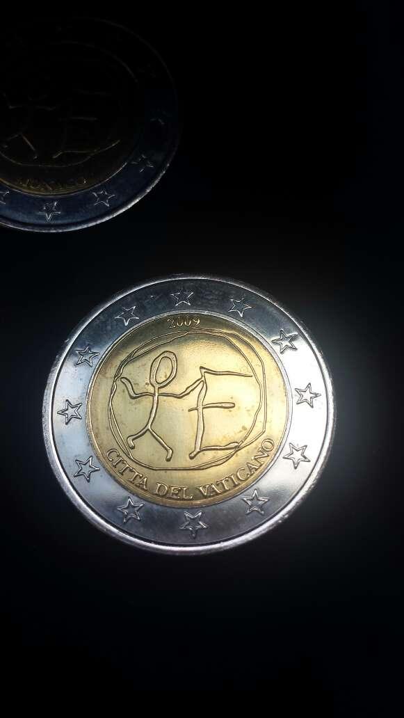 Imagen Moneda de Vaticano