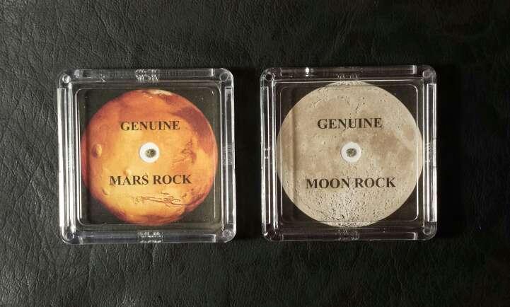 Imagen producto Meteorito Luna y Marte  7