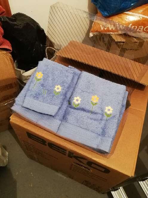 Imagen Juegos de toallas SIN ESTRENAR