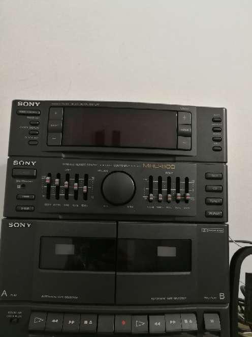 Imagen producto Mini cadena Sony 3