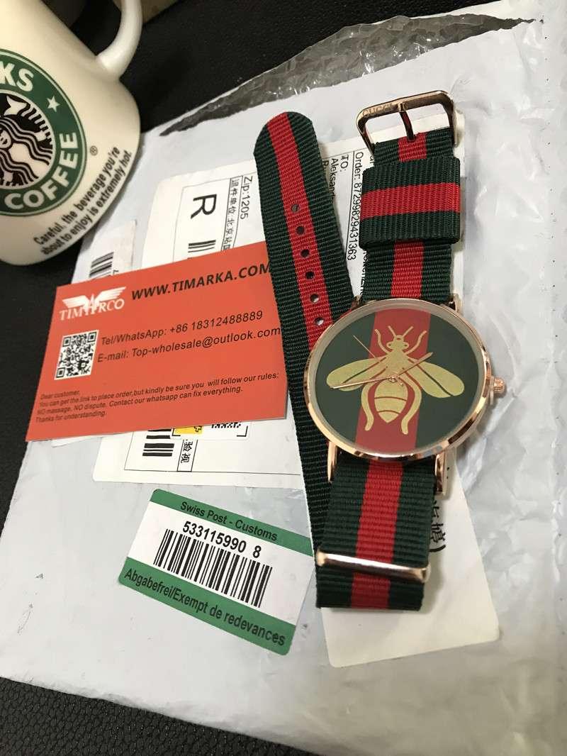Imagen Gucci watch